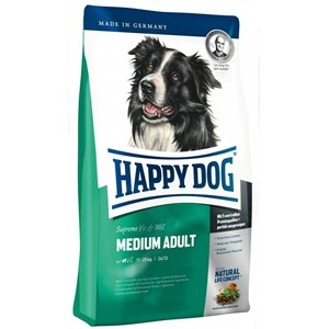 Happy Dog Supreme Fit&Well 12,5kg Medium Adult